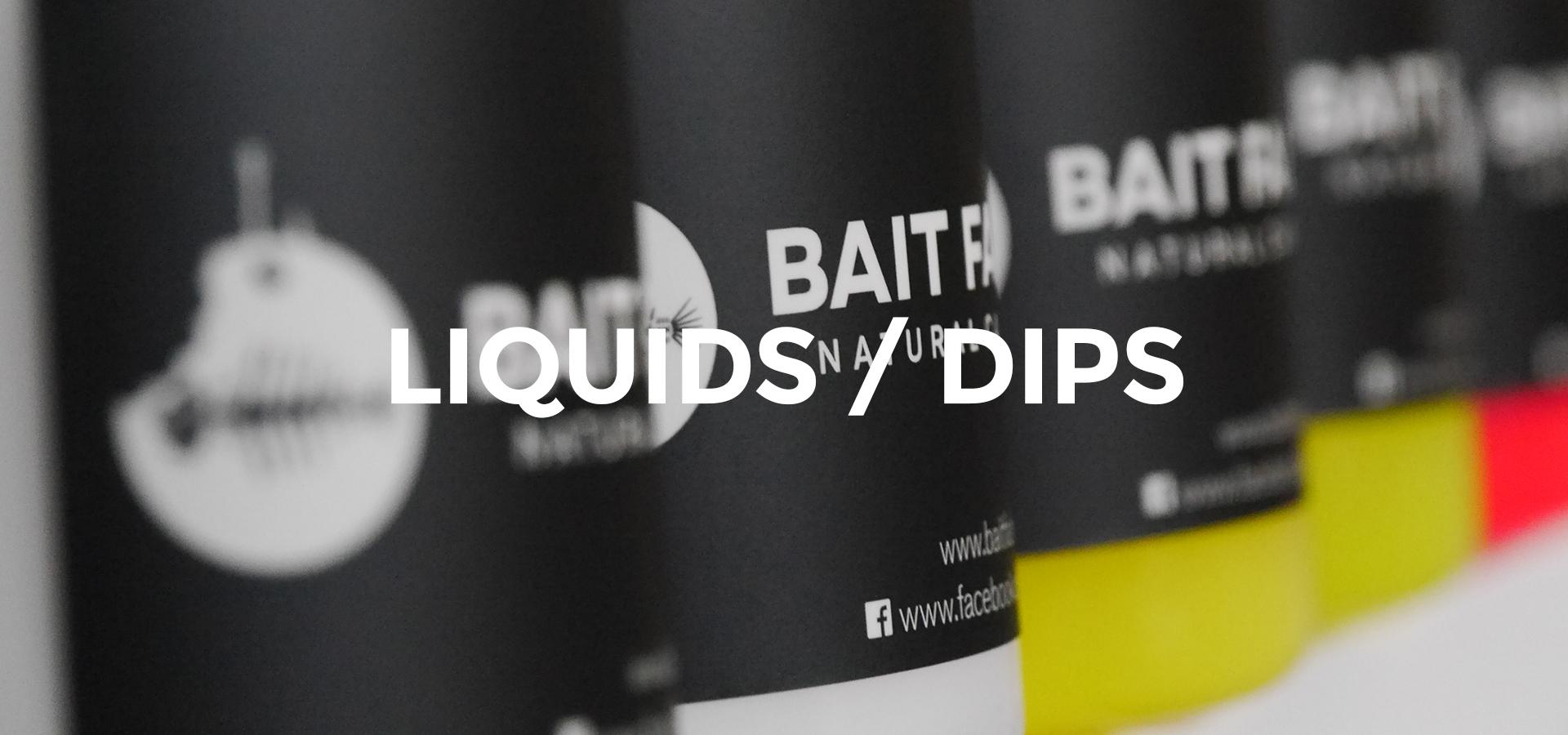 Liquids / Dips