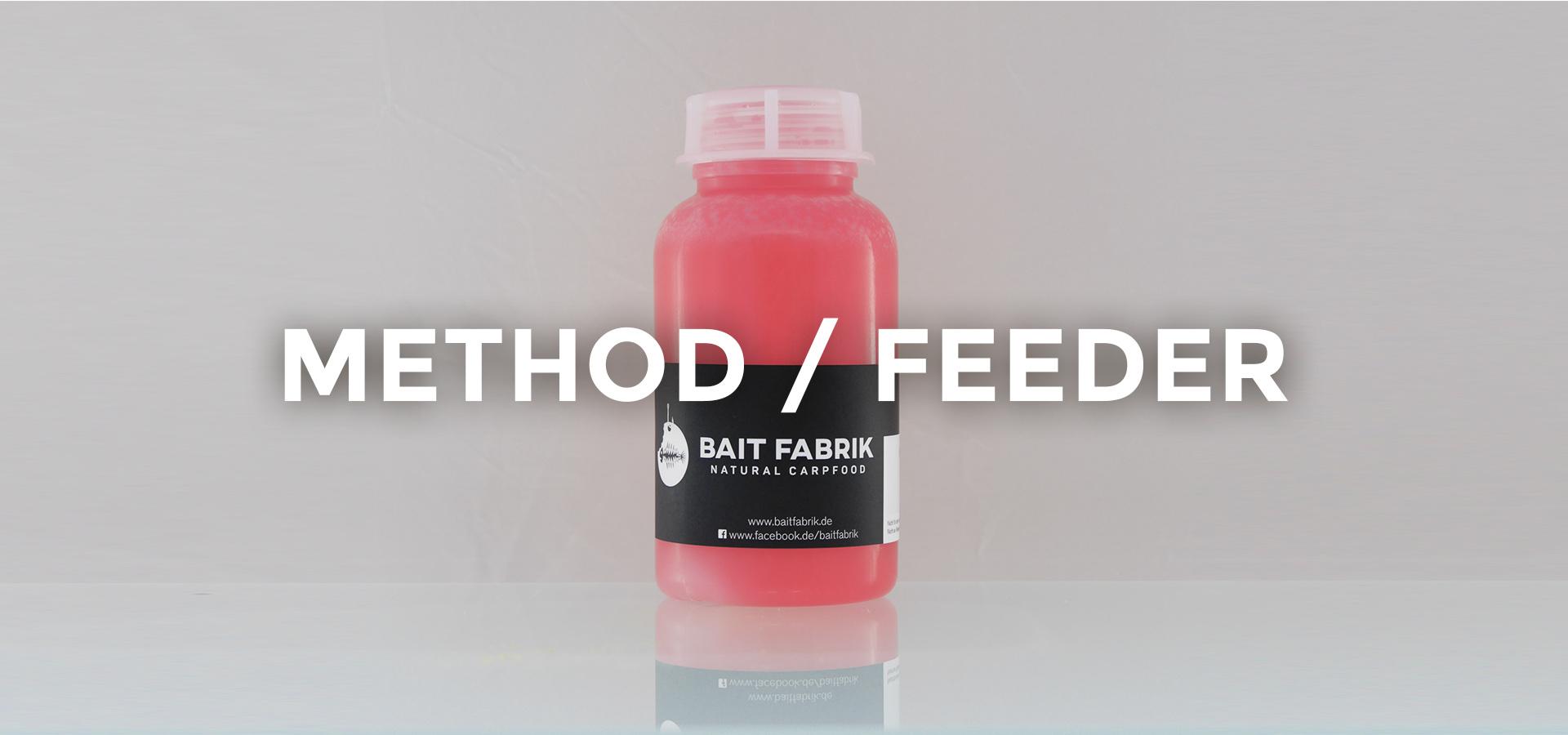 Feeder/Method Köder